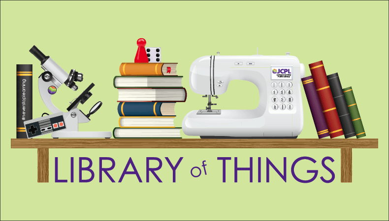 More Library of Things!