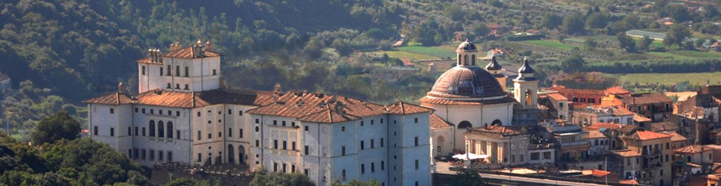 Римские замки или «вкусная» Италия