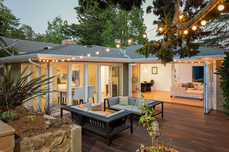Your backyard: the extension of your interior