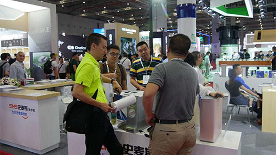 Uitgesteld: Holland Paviljoen op Aquatech China 2020