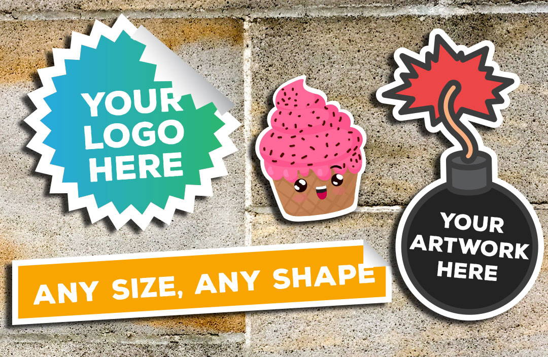 Design Your Own Sticker
