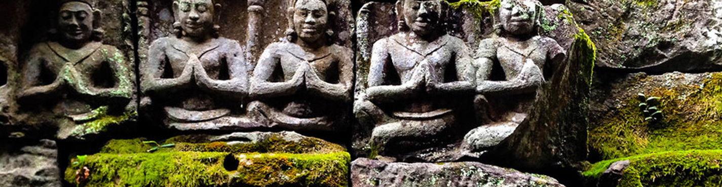 Королевство кхмеров. От индуизма к буддизму