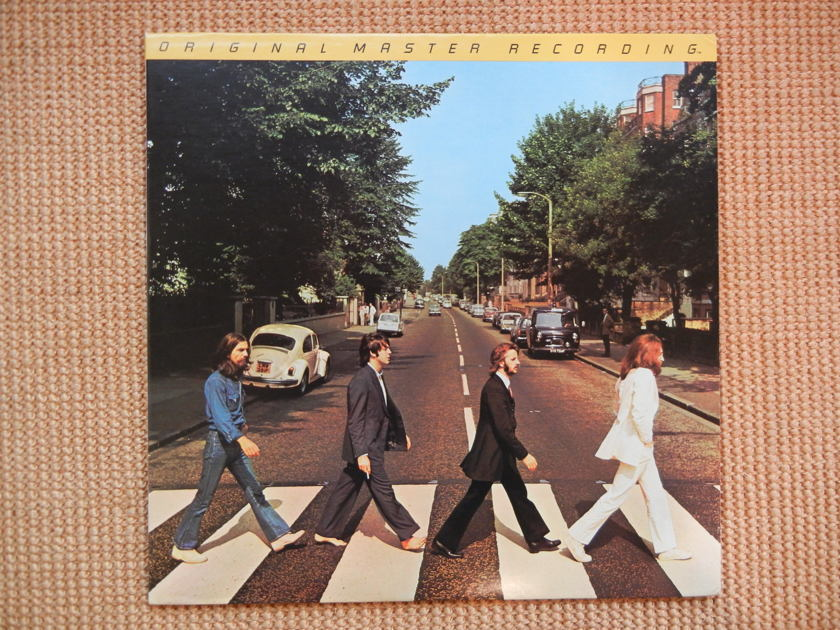 Beatles -  Abbey Road MFSL Half Speed