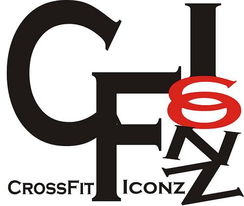 CrossFit Iconz logo