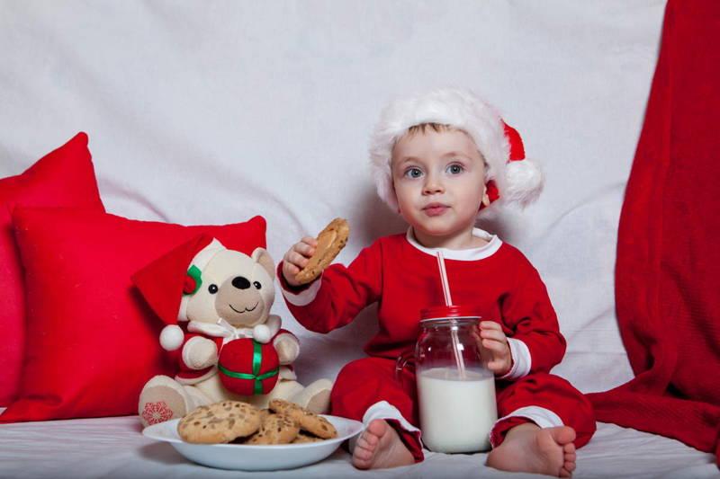 Karácsonyi baba menü
