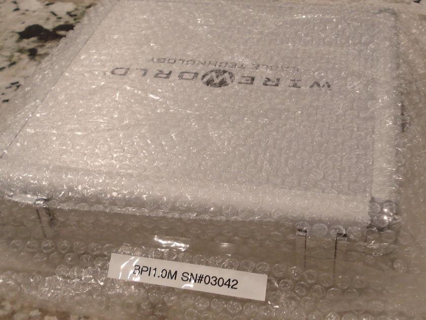 Wireworld Platinum Eclipse 1 meter Certified at WireWorld.