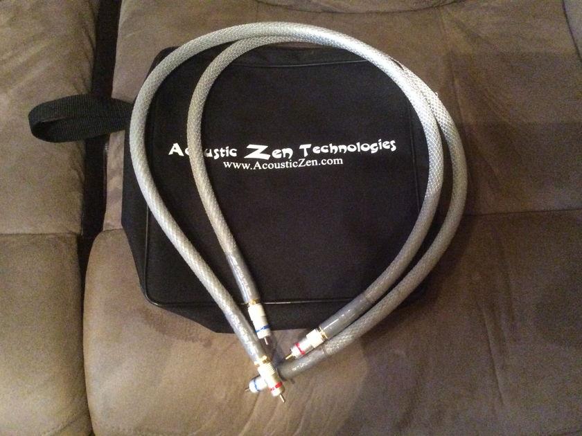 Acoustic Zen Silver Ref ll
