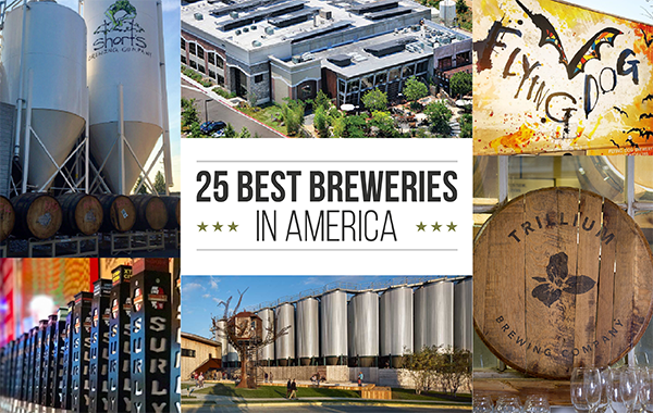 Top breweries in america