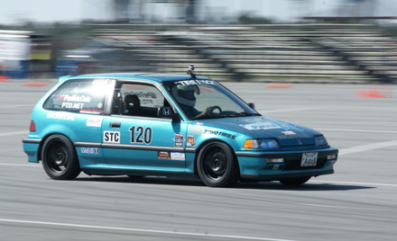 NEPA SCCA Solo Series Event #8