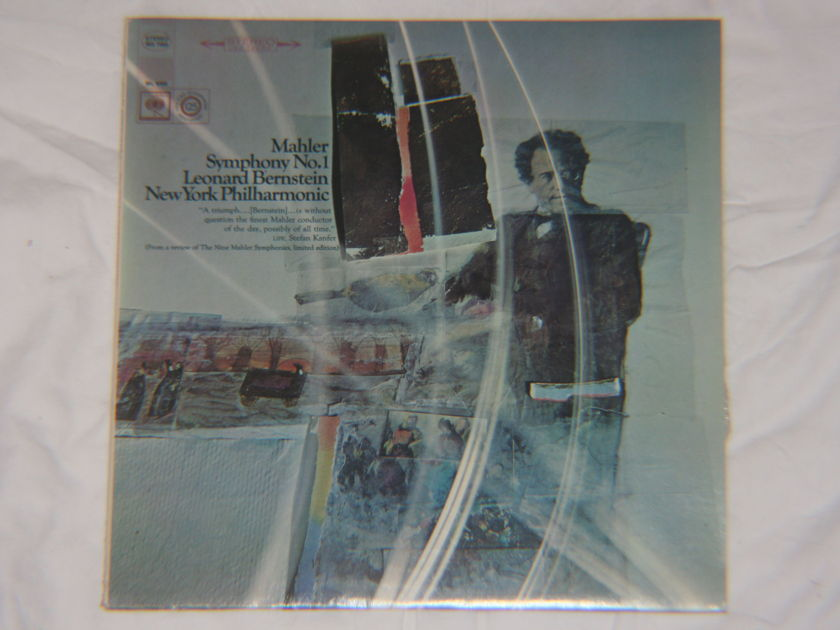 Leonard Bernstein - Mahler Symphony No. 1 Stereo MS 7069