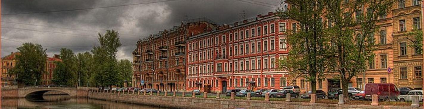 Петербургский вояж (на машине)