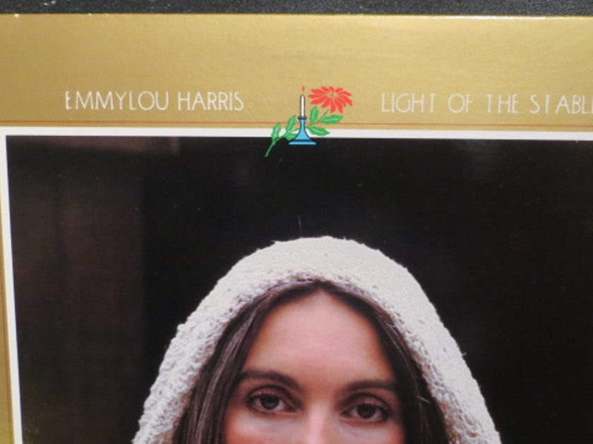 EMMYLOU HARRIS - LIGHT OF THE STABLE CHRISTMAS ALBUM