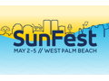 SunFest Tickets for Two & Happy Hour at Blue Martini