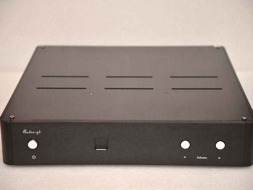 Audio-GD Master 7 Ultimate PCM1704 UK DAC - USB version