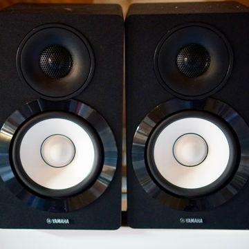 NX-N500 Wireless Powered Bookshelf Speakers w/
