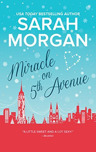 Cover for Miracle on 5th Avenue by Sarah Morgan