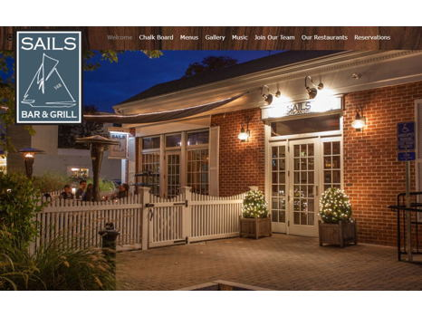 $150 Gift Certificate to Rowayton's Sails American Grill