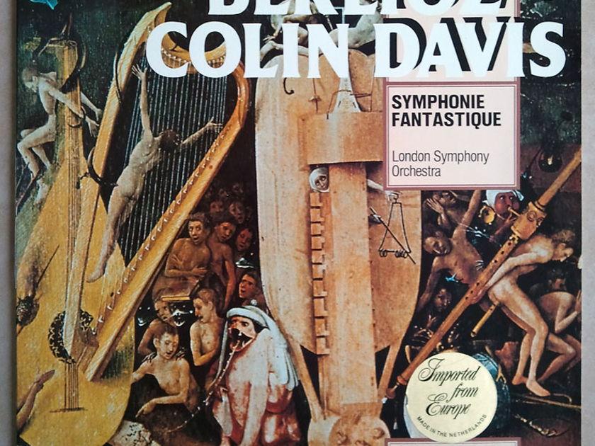 PHILIPS | DAVIS/BERLIOZ - Symphonie Fantastique / NM