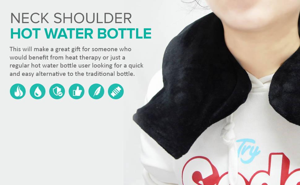 Neck Shoulder Hot Water Bottle