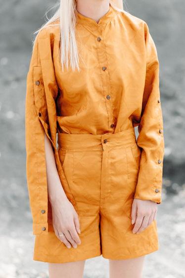 Бомбер - рубашка PRANA