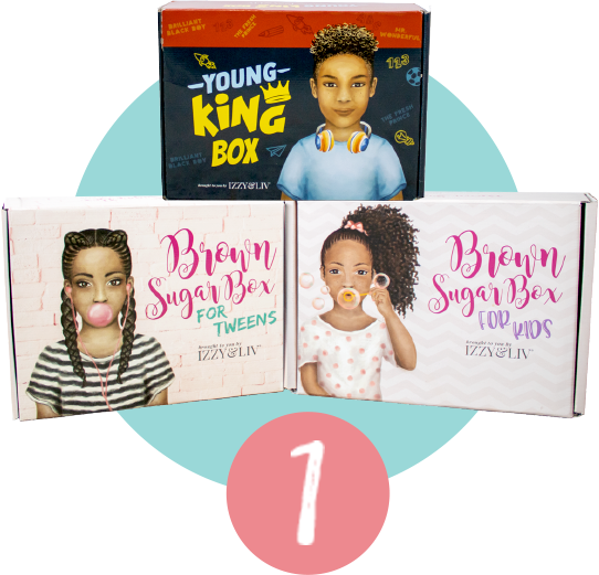 #BrownSugarKids Brand Ambassador Search - Benefit 1: Free Brown Sugar Kids' Subscription