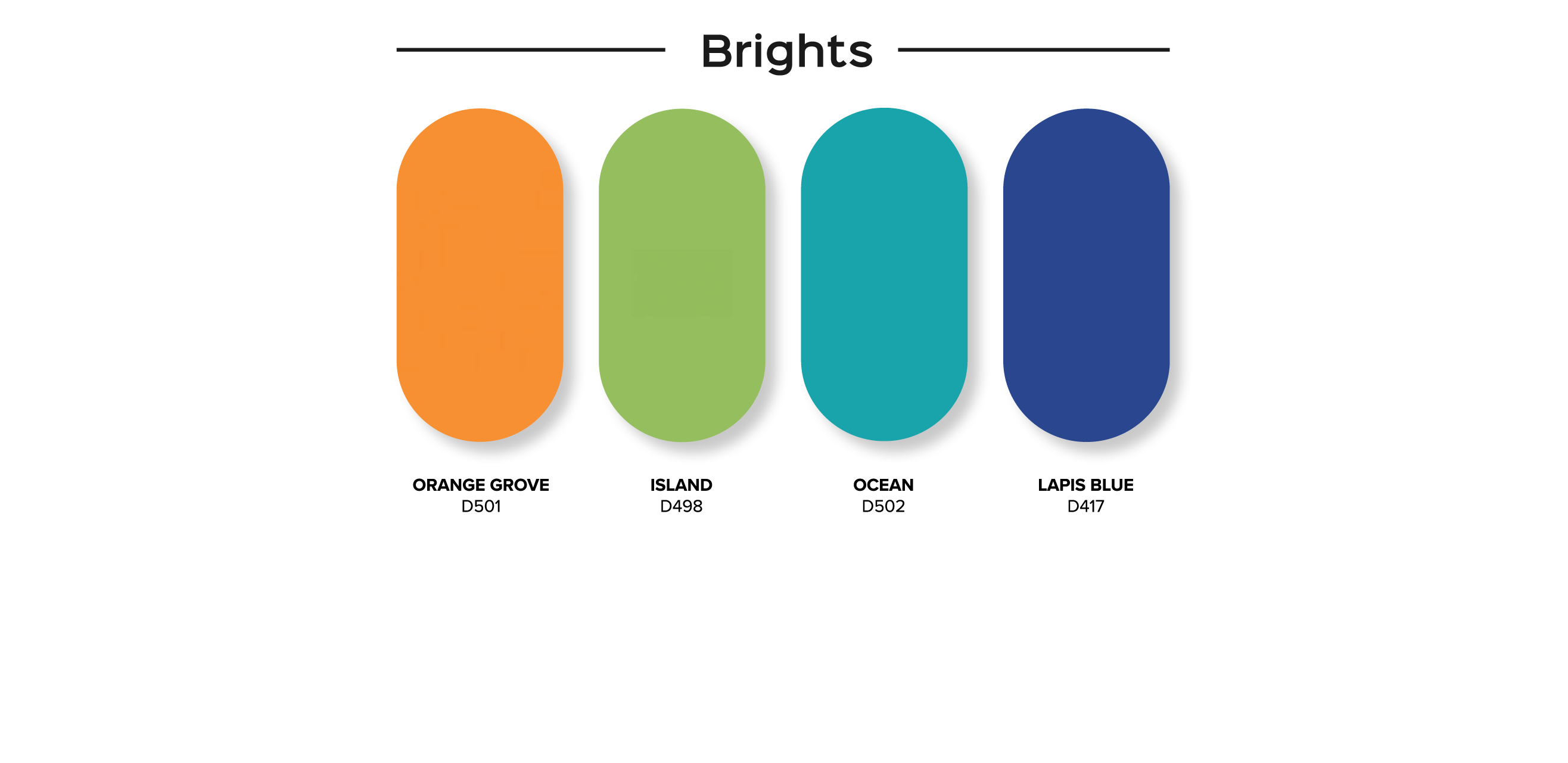 SnapCab Meet 6 Standard Panel Color Options - brights