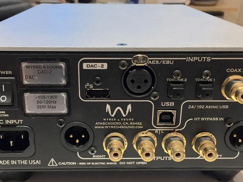 Wyred 4 Sound DAC2 DAC-2