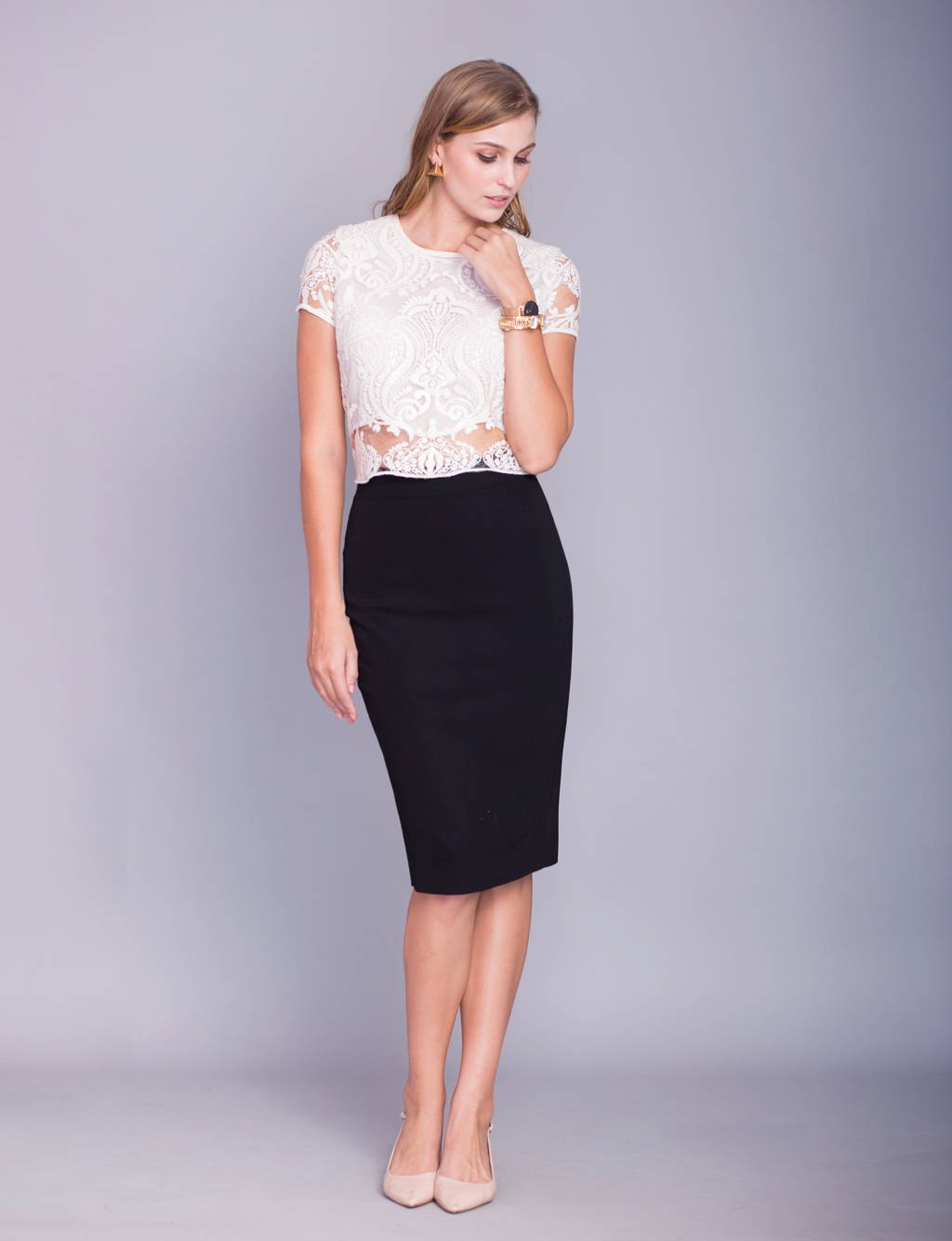 Rita Phil custom pencil skirts | Algorithm 2__Lillian