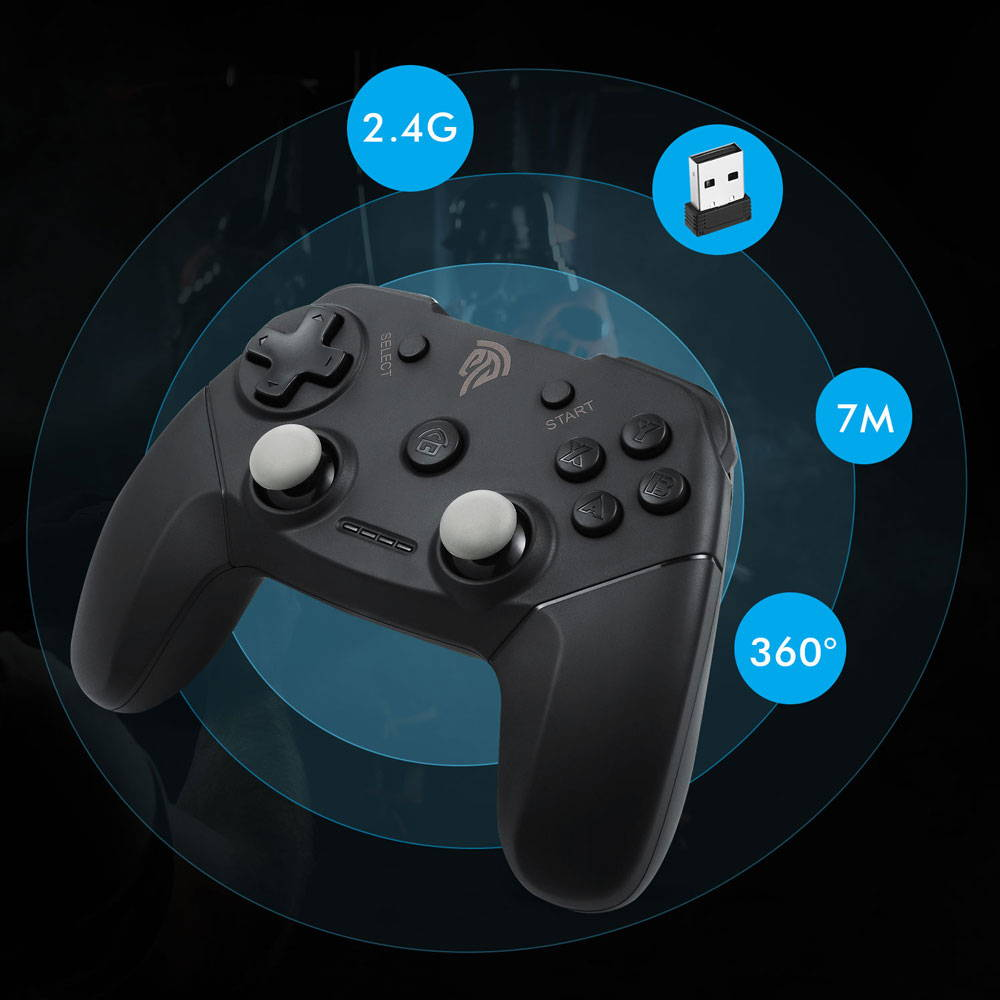 EasySMX wireless gamepad