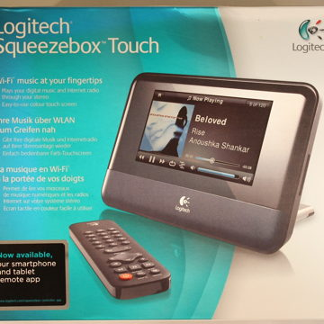 Squeezebox Touch