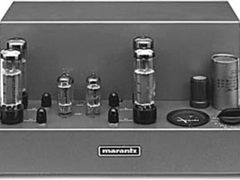 Wanted: Marantz Tube Stereo HI-FI 1, 2, 5, 7c, 8b, 9, 10b As-is and Original Tube Preamplifier, Amplifiers, and Tuner
