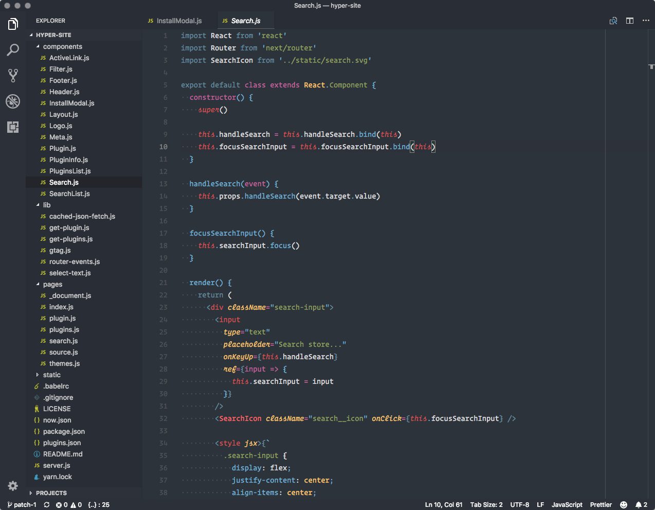 12 Best dark themes for text editors as of 2019 - Slant