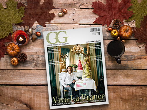 Vive la France: the latest issue of GG Magazine has arrived!