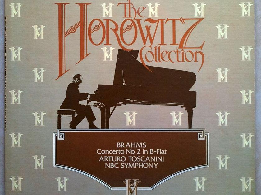 RCA/Horowitz/Toscanini/Brahms - Piano Concerto No. 2 / NM