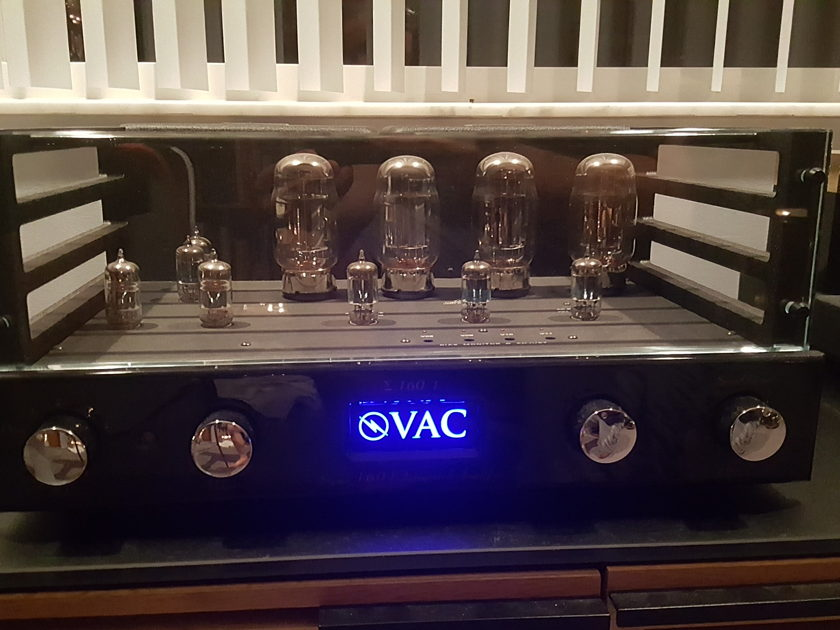 VAC 160i SE - World Class Integrated