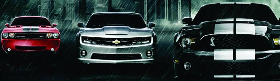 Vehicle Decal kits by car model
