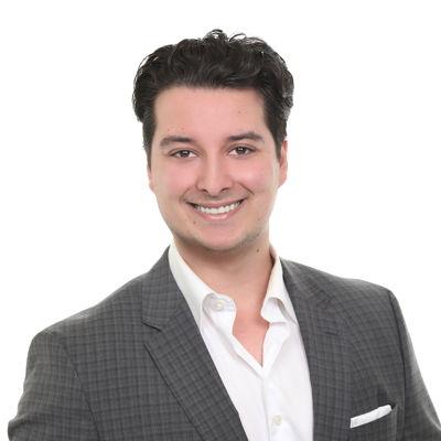Maxime Milot Courtier immobilier RE/MAX De Francheville