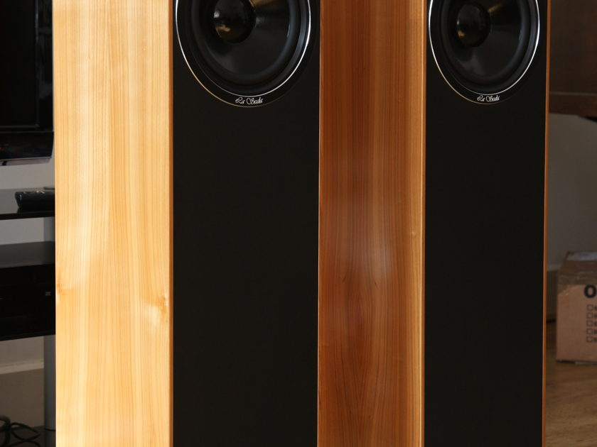 WLM La Scala LaScala floorstanding speakers EUROPE EU UK
