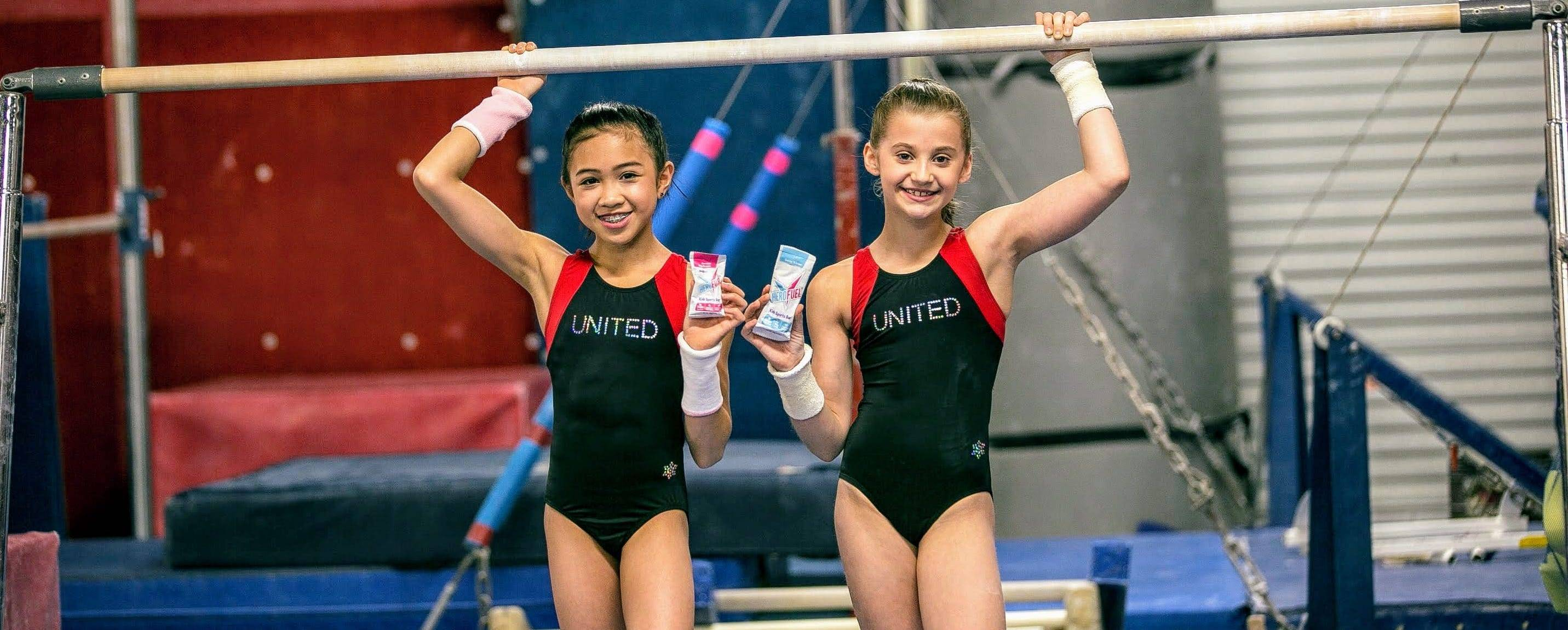 HEROFUEL Gymnasts