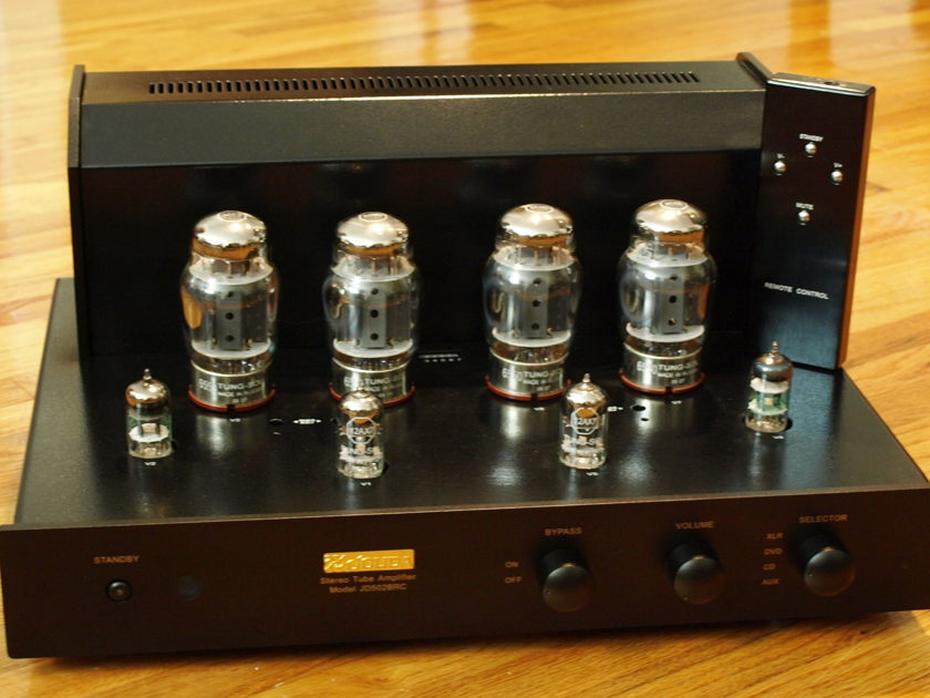 Jolida 502brc black with xlr input HT bypass Excellent condition