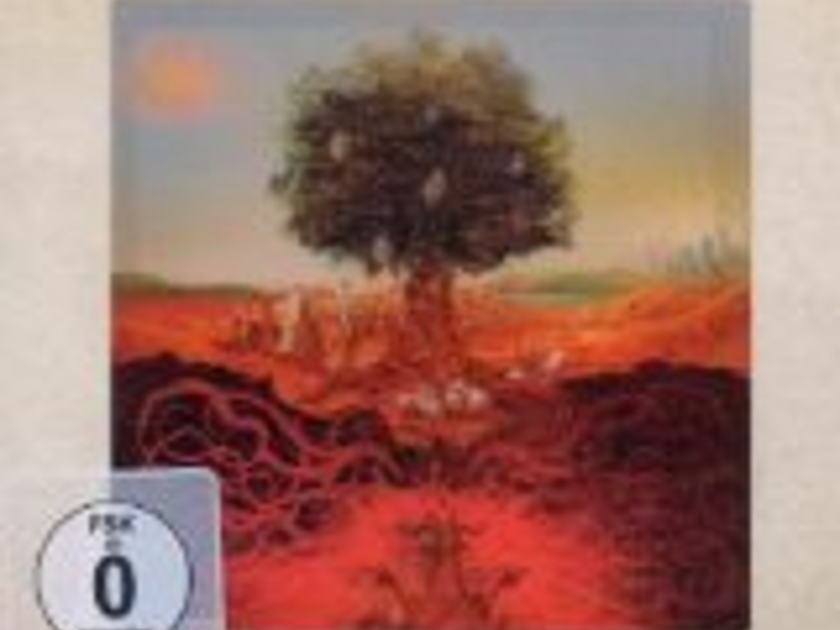 Opeth  - Heritage Mint DVD-A