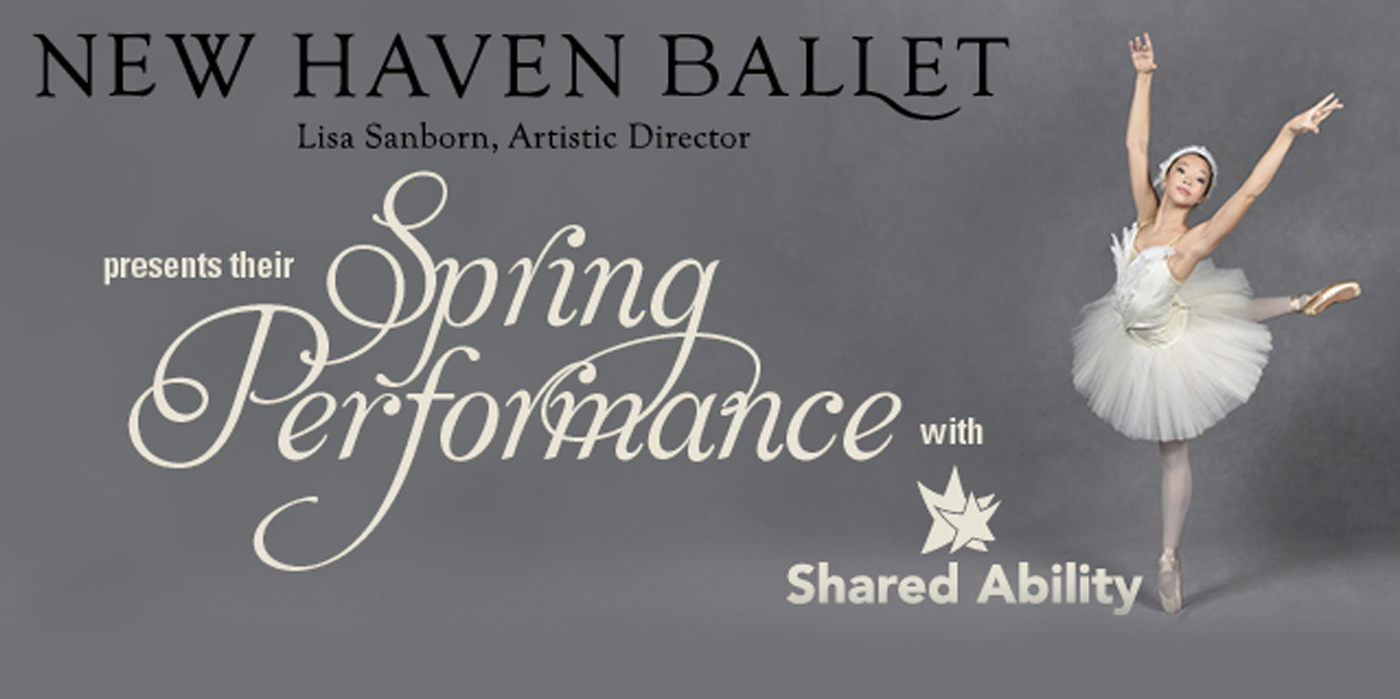 New Haven Ballet's Spring Performance at the Shubert Theatre