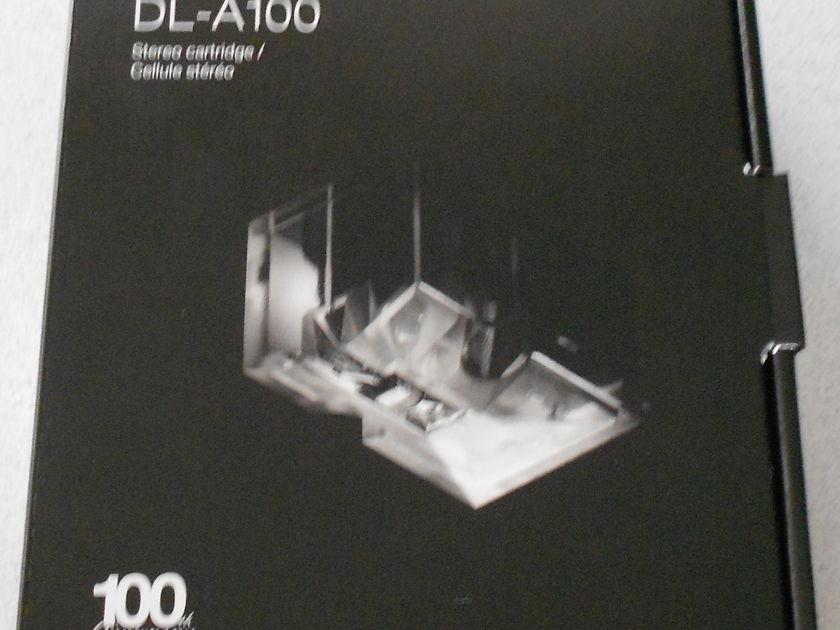 DENON  DL-A100 100 ANNIVERSARY CARTRIDGE