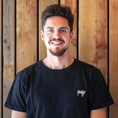 Max Engel - Founder of pangu the sustainable streetwear brand