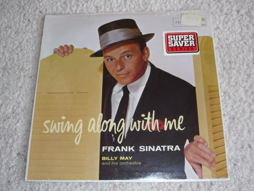 Frank Sinatra  - Sing along with me SEALED