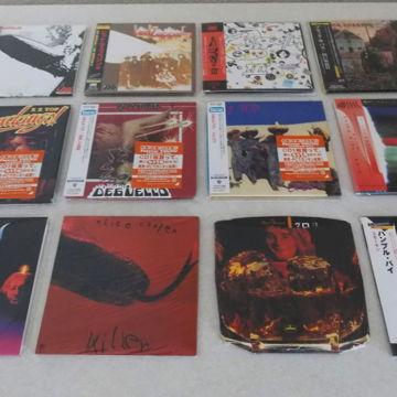 MINI LP COMPACT DISCS