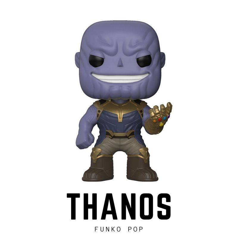avengers, Avengers Endgame, bobble-heads, funko, Josh Brolin, marvel, Marvel Comics, movies, Thanos, Villain,  Below 1000