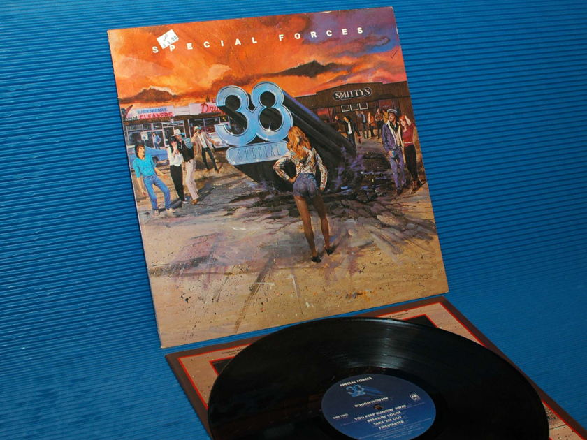 "38 SPECIAL  - ""Special Forces"" - A&M 1982 mastered by R Ludwig"