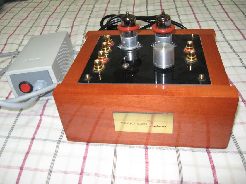 Tsakiridis Devices Orpheus tube preamp
