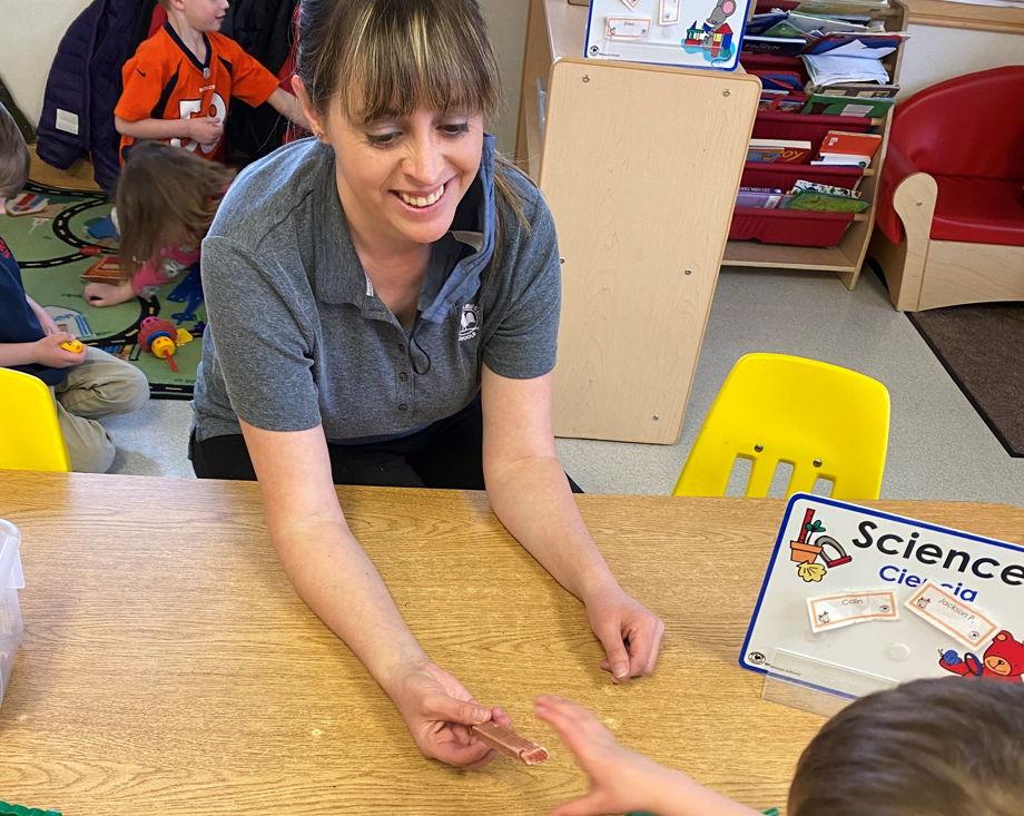 Maria Abad , Assistant Pre Kindergarten 1 Teacher